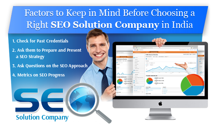 SEO Solution Company in India